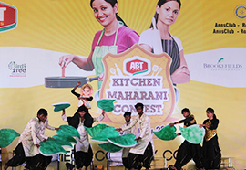 Kitchen Maharani Contest - Sakthi Dairy