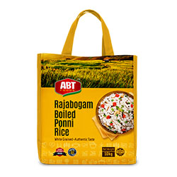 Buy Rajabogam Boiled Ponni Rice 10Kg