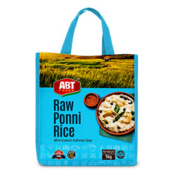 Buy Raw Ponni Rice 5Kg