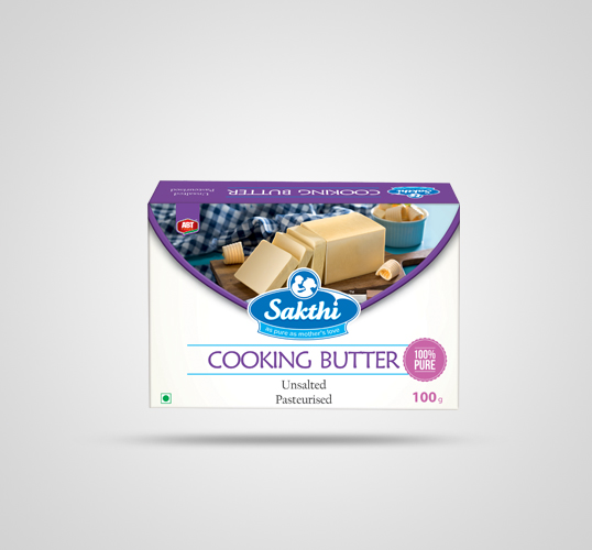 Buy Cooking Butter 100ml in Coimbatore - Sakthi Dairy