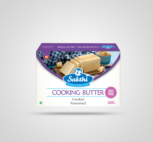 Shop Cooking Butter 200ml in Coimbatore - Sakthi Dairy