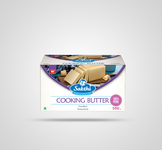Buy Cooking Butter 500ml in Coimbatore - Sakthi Dairy